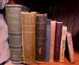 antique books 2c