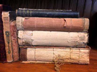 antique books 3c