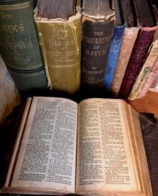 antique books 5c
